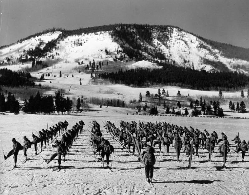 10th mountain division training