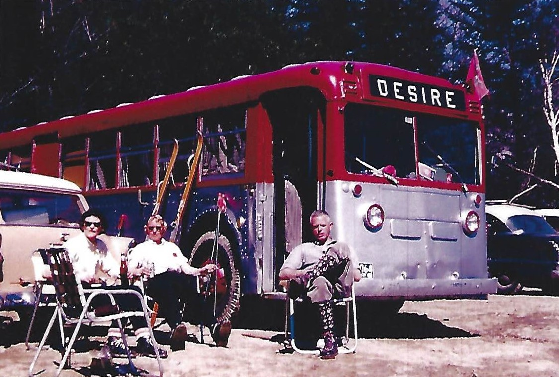 desire bus